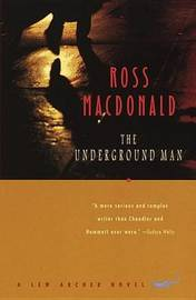 The Underground Man by Ross Macdonald image