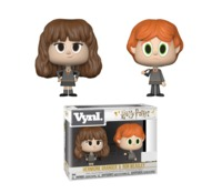 Ron + Hermione (Broken Wand ver.) - Vynl. Figure 2-Pack image
