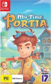 My Time at Portia for Switch