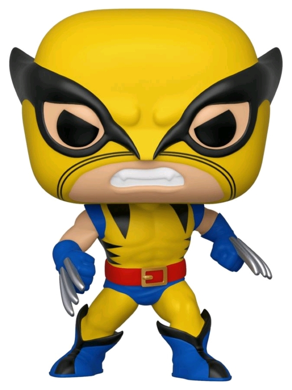 Marvel: 80th - Wolverine (First Appearance) Pop! Vinyl Figure