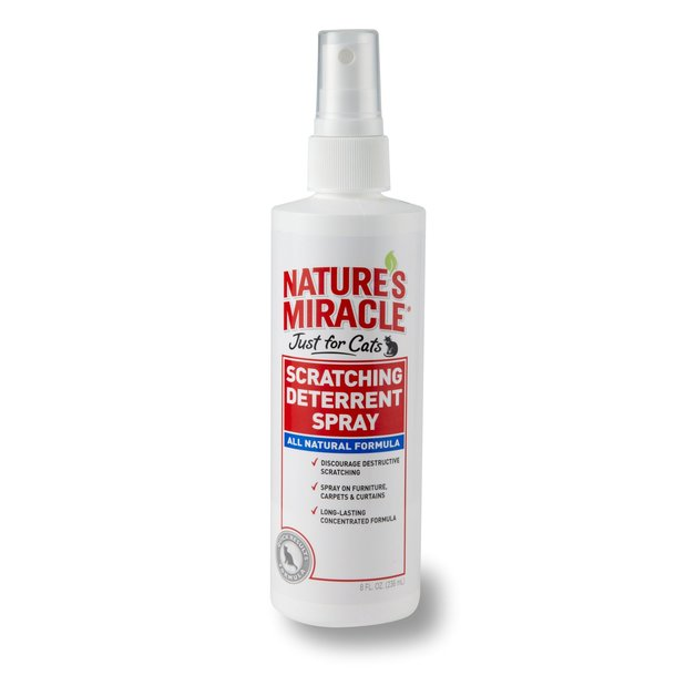 Nature's Miracle: Scratching Deterrent Spray