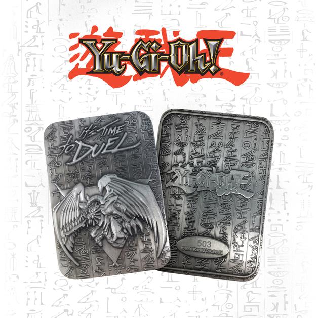 Yu-Gi-Oh: Metal God Card - Winged Dragon of Ra