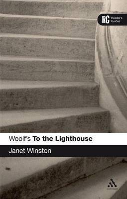 """Woolf's """"To the Lighthouse"""" by Janet Winston image"""