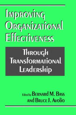 Improving Organizational Effectiveness through Transformational Leadership image