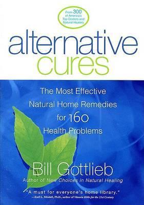 Alternative Cures by Bill Gottlieb image