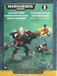 Warhammer 40,000 Eldar Warp Spiders