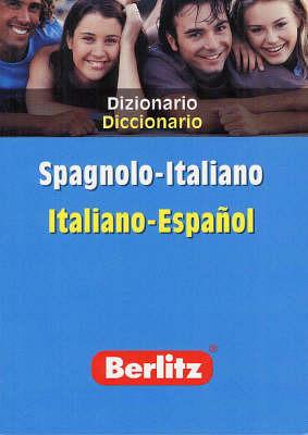 Spanish-Italian Berlitz Bilingual Dictionary
