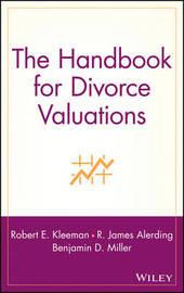 The Handbook for Divorce Valuations by Robert E. Kleeman image