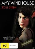 Amy Winehouse - Soul Siren (Unauthorised Biography) DVD