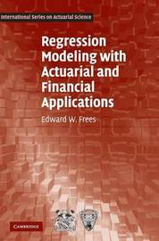 International Series on Actuarial Science by Edward W. Frees