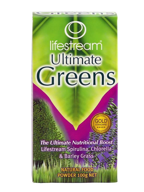 Lifestream Ultimate Greens Powder - 100g