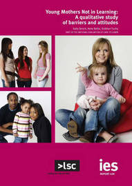Young Mothers Not in Learning: A Qualitative Study of Barriers and Attitudes by Sally Dench image