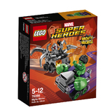 LEGO Super Heroes - Mighty Micros: Hulk vs. Ultron (76066)