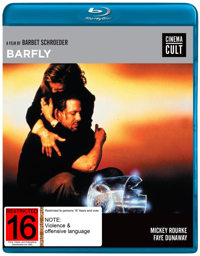 Barfly on Blu-ray image
