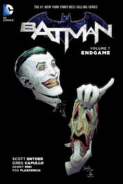 Batman Vol. 7 Endgame (The New 52) by Scott Snyder