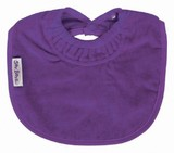 Silly Billyz Towel Biblet (Purple)