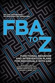 FBA to Z by Ruth Aspy