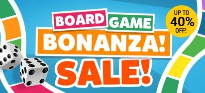 Board Game Bonanza!