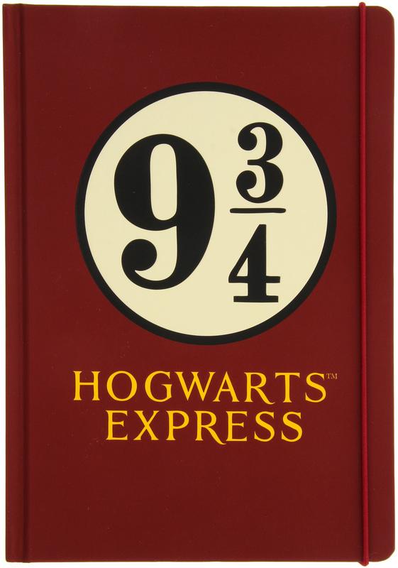 Harry Potter: Platform 9 3/4 - A5 Notebook