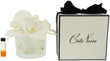 Côte Noire Perfumed Natural Touch Butterfly Orchids in Black (Pure White)