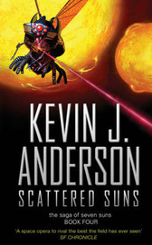 Scattered Suns (Saga of Seven Suns #4) by Kevin J. Anderson