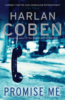 Promise Me (Myron Bolitar #8) by Harlan Coben image