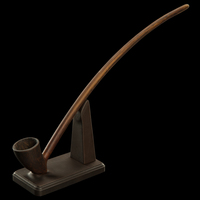 """The Hobbit """"Pipe Staff of Gandalf the Grey"""" Prop Replica - by Weta image"""