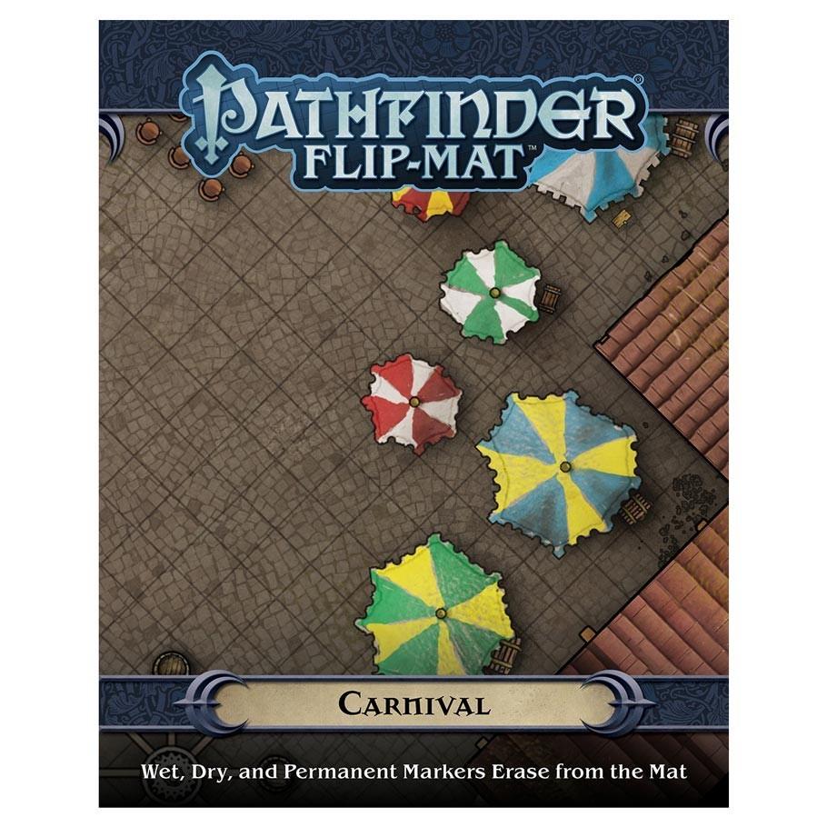 Pathfinder: Flip-Mat - Carnival image