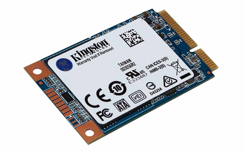 Kingston 480GB SSDNow UV500 mSATA SSD image