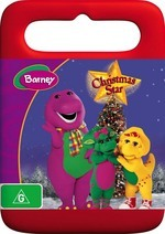 Barney - Christmas Star on DVD