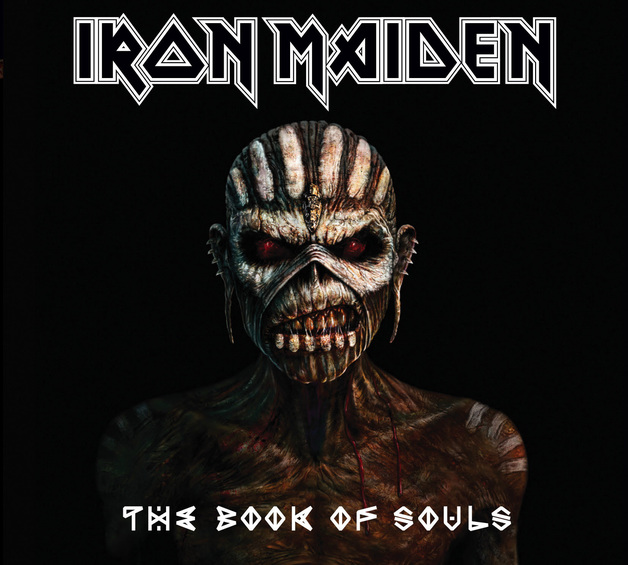 The Book Of Souls (Digipak) by Iron Maiden