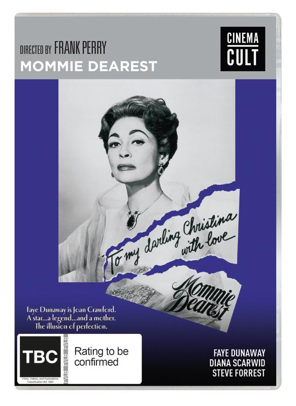 Mommie Dearest on DVD