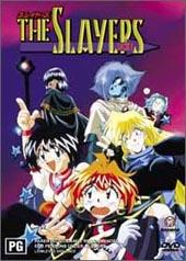Slayers Next - Collection on DVD