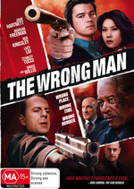 Wrong Man, The (aka Lucky Number Slevin) on DVD