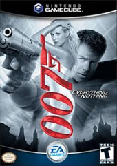 James Bond 007: Everything or Nothing for GameCube