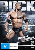 WWE: The Epic Journey of Dwayne The Rock Johnson DVD