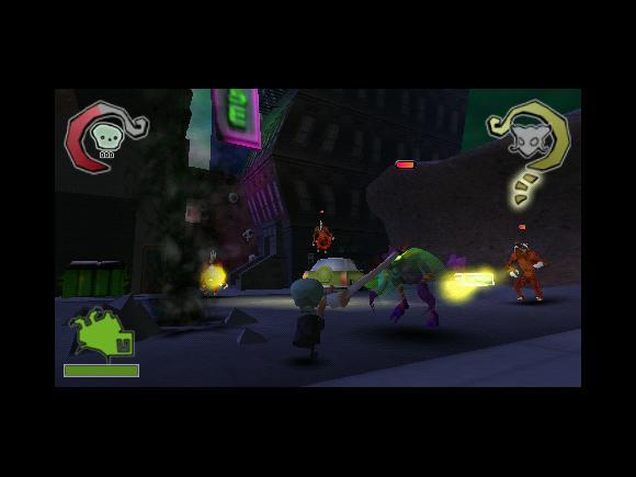 Death Jr. for PSP image