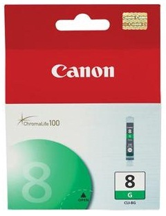 Canon CLI8G Green Cartridge for Pro9000 image