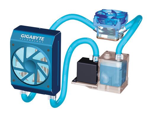 Gigabyte Liquid Cooling System CPU GH-WIU01