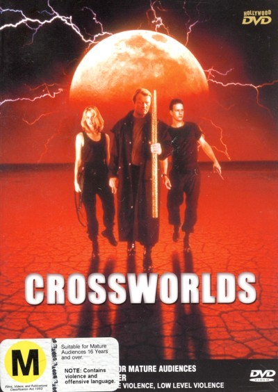 Crossworlds on DVD