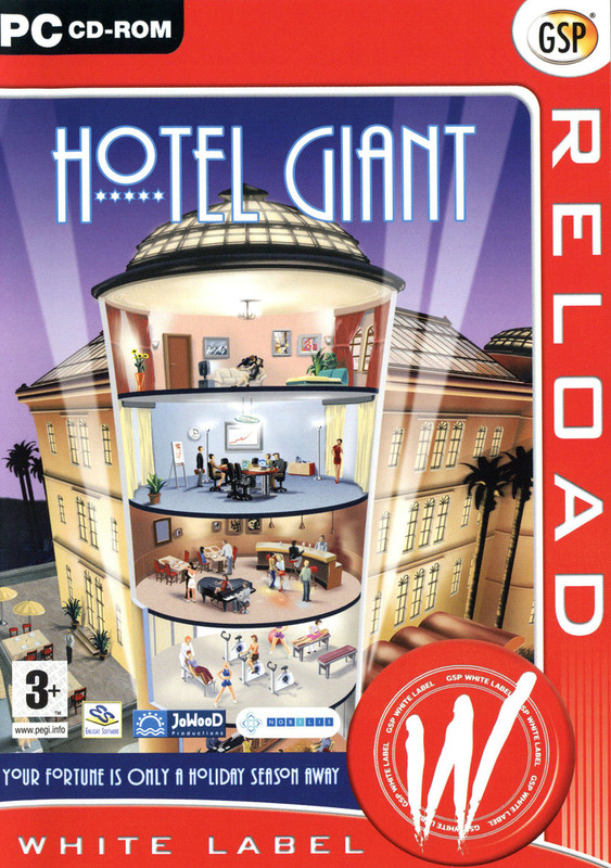 Hotel Giant for PC Games