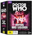 Doctor Who - Myths and Legends Box Set DVD