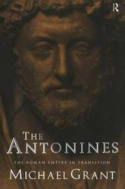 The Antonines by Michael Grant image