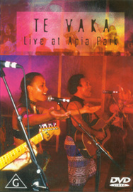 Live at Apia Park on DVD