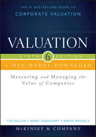 Valuation + DCF Model Download by McKinsey & Company Inc