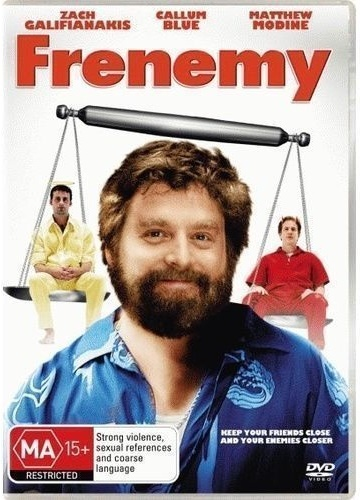Frenemy on DVD