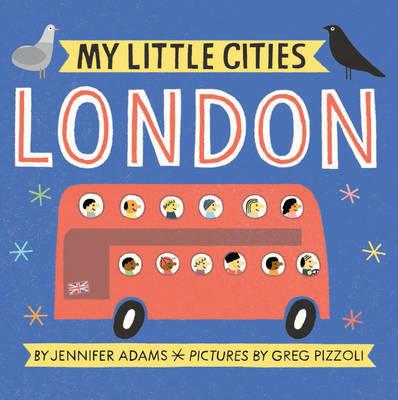 London by Jennifer Adams