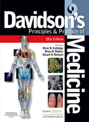 Davidson's Principles and Practice of Medicine: With STUDENT CONSULT Online Access image