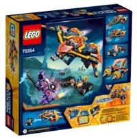LEGO Nexo Knights: Axl's Rumble Maker (70354) image