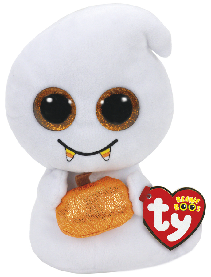 Ty Beanie Boo's: Scream Ghost - Small Plush image